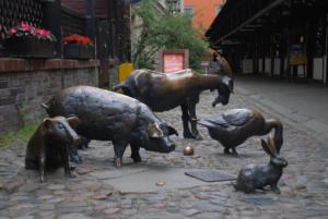 Jatki - the old meat market
