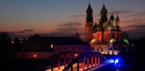 Ostrów Tumski in Poznan