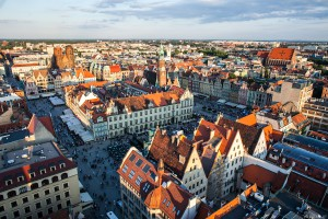 Old Market Square in Wroclaw. Source: www.wroclaw.pl