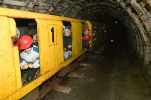 New Ore coal mine