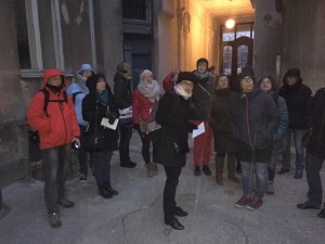 "City tour ""Following the footprints of Korczak"""